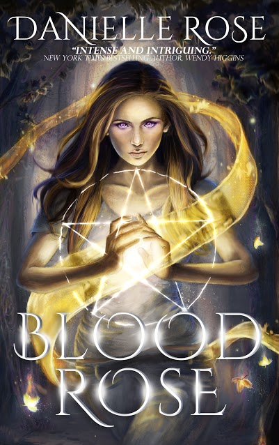 Blood Rose - Front Cover