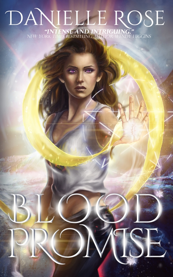 Blood Promise - Front Cover