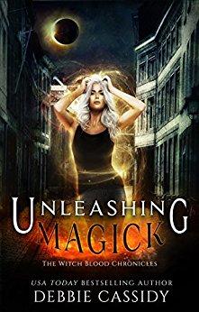 Unleashing Magic book 4